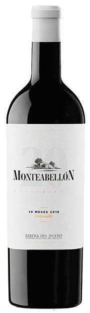 Colección Monteabellón 20 Aniversario 2018