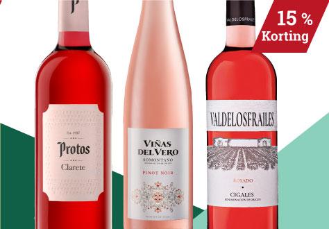 Colección Feria del Vino Rosados