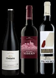 Collectie Rode Wijnen