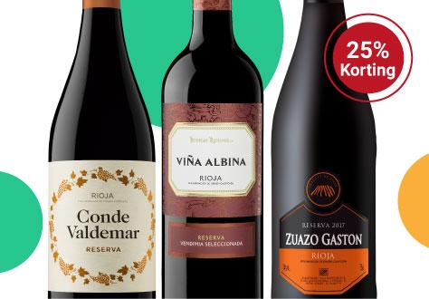 Colección La Buena Uva Rioja
