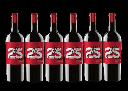 Semele 25 Aniversario Crianza 2018