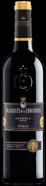 Marqués de la Concordia Reserva 2015