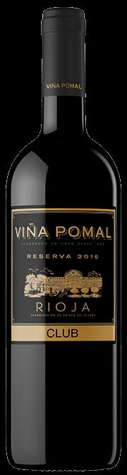 Viña Pomal Club Reserva 2016